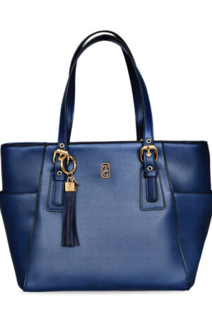 Tipperary Crystal The Grafton Tote Navy