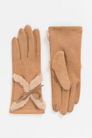 Pia Rossini Kora Glove Beige