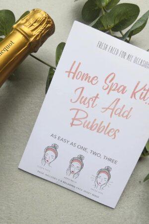 La De Da! Home Spa Kit