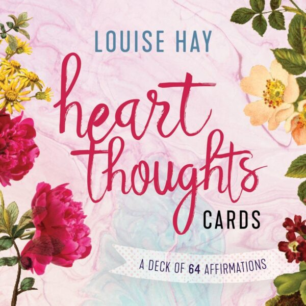 Bookspeed Heart Thoughts Cards: A Deck of 64 Affirmations