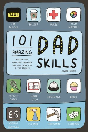 Bookspeed 101 Amazing Dad Skills