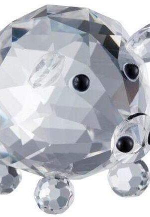 Galway Crystal Piglet Figurine
